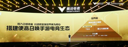 """5亿玩家见证FPS的""""中国力量"""",使命召唤手游世锦赛年内开战"""